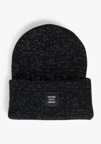 HERSCHEL SUPPLY CO. HERSCHEL ABBOTT REFLECTIVE TOQUE