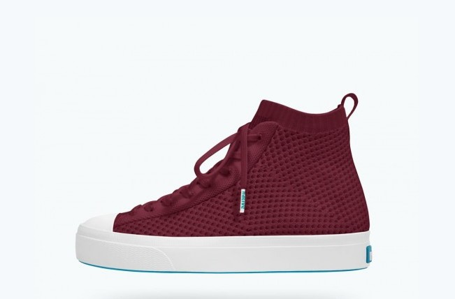 NATIVE SHOES JEFFERSON  2.0 LITEKNIT HIGH