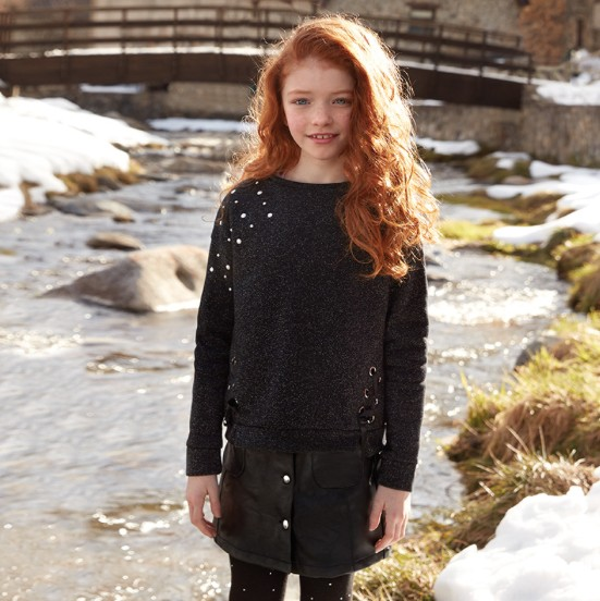MAYORAL SPARKLE PULLOVER