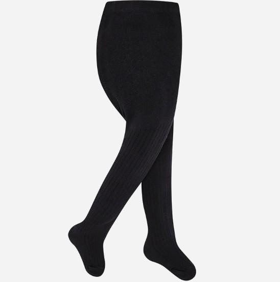 MAYORAL GIRLS BLACK LEGGINGS