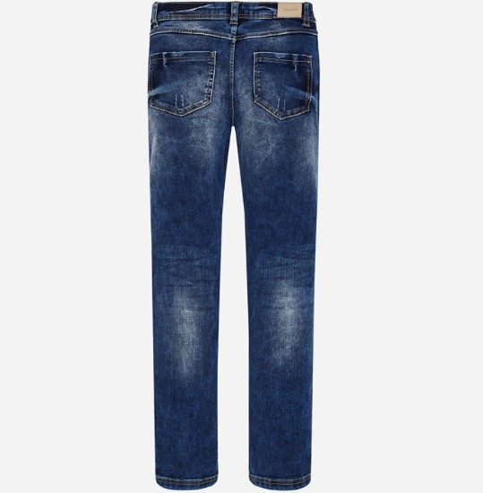 MAYORAL DISTRESSED JEANS