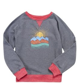 UNITED BY BLUE SUNNY DAYZ  SWEATSHIRT