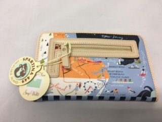 Spartina 449 945351 Bay Dreams Snap Wallet by Spartina 449