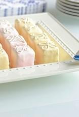 Nora Fleming Square Dessert Plate K5