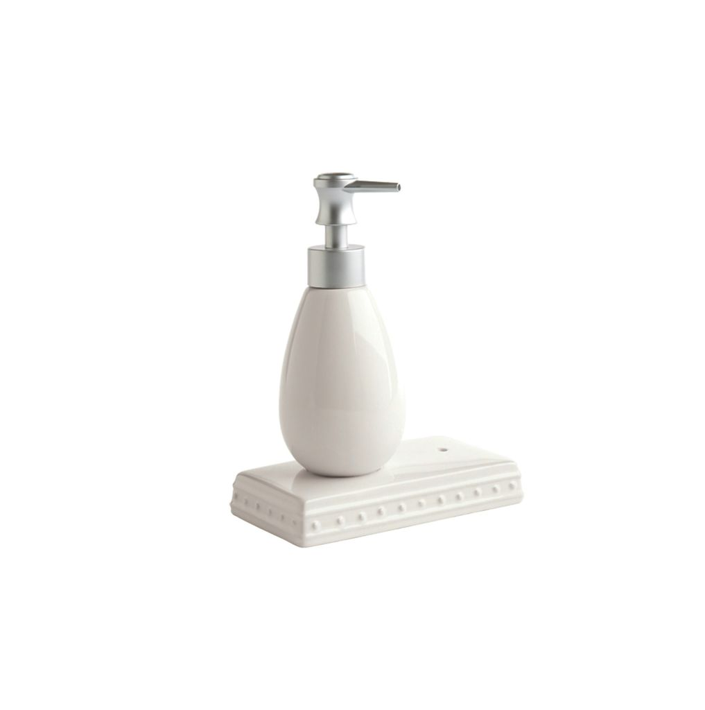 Nora Fleming Soap Dispenser E6 by Nora Fleming