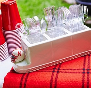 Nora Fleming U6 Flatware Caddy by Nora Fleming