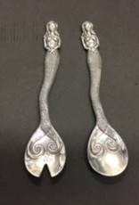 Mermaid Salad Servers  SS-12