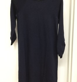Lilly Pulitzer 26198 408 L SURFCREST DRESS TRUE NAVY SIZE L by Lilly Pulitzer