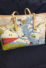 Spartina 449 503518 Bay Dreams Tote SS16 by Spartina 449