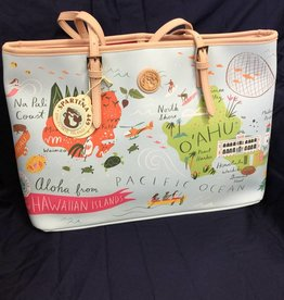 Spartina 449 517003 Hawaiian Islands Tote by Spartina 449