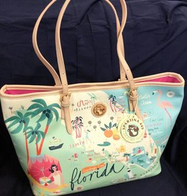 Spartina 449 946457 Florida Tote by Spartina 449