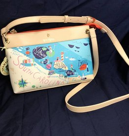 Spartina 449 945313 Sea Islands Crossbody