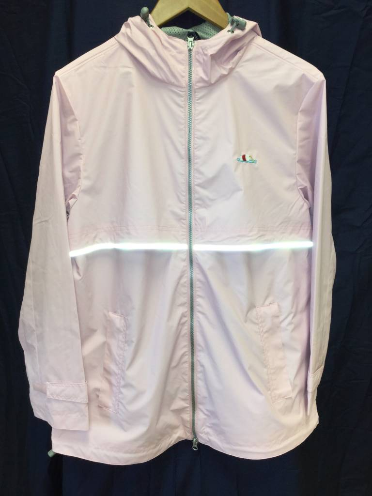 New Englander Rain Jacket Womens Pink 5099 P M