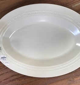 Nora Fleming MEL2 Melamine Oval Server by Nora Fleming