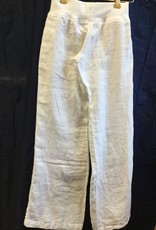 Lilly Pulitzer BEACH PANT - RESORT WHITE (115)  ()  Size    M (Start 20120425) by Lilly Pulitzer