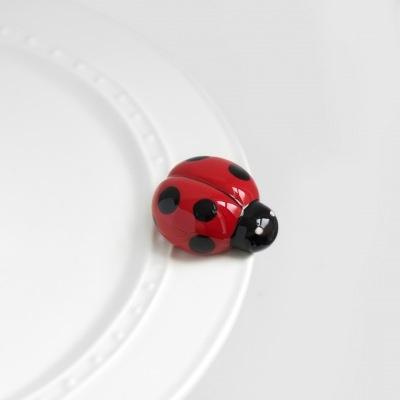 Nora Fleming A115 lil' ladybug (ladybug) Minis by Nora Fleming