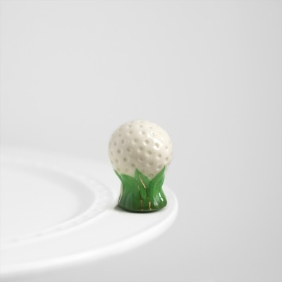 Nora Fleming Golf Ball Minis A57 by Nora Fleming