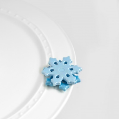 Nora Fleming Snowflake Minis A106 by Nora Fleming