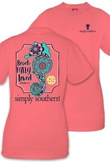 Simply Southern LOVED-PEONY-MEDIUM by Simply Southern