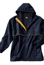 New Englander Rain Jacket Mens True Navy / Yellow 9199 046 M