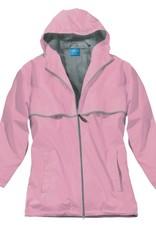 New Englander Rain Jacket Womens Pink 5099 P XL