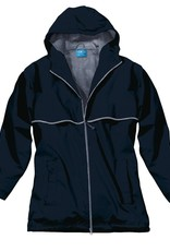 New Englander Rain Jacket Womens True Navy 5099 263 S