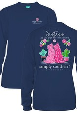 Simply Southern LS-PREPPYSISTERS-MOONRISE-L by Simply Southern