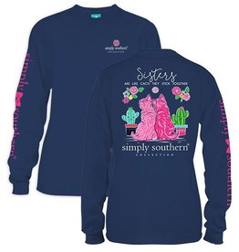 Simply Southern LS-PREPPYSISTERS-MOONRISE-M by Simply Southern