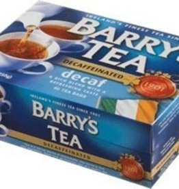 Food Ireland Barry's Tea Decaffeinated 80 Bags