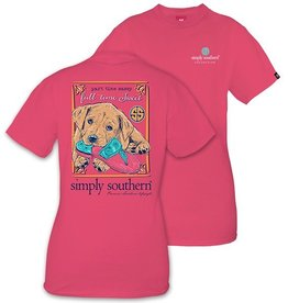 Simply Southern SASSY-STRWBRRY-MEDIUM