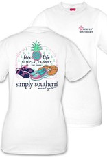 Simply Southern SHOES-WHITE-MEDIUM by Simply Southern