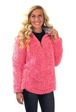 Simply Southern SHERPA-PULL-PEONY-LARGE by Simply Southern