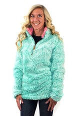 Simply Southern SHERPA-PULL-SEAGLASS-XLARGE by Simply Southern