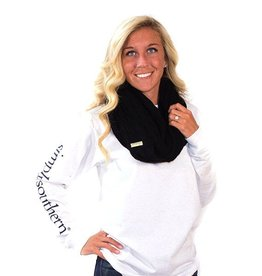 Simply Southern SCARF-BLACK by Simply Southern