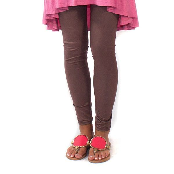 Simply Southern LEG-TAUPE by Simply Southern