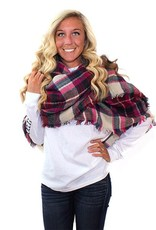 Simply Southern BLANKET-CAMILA by Simply Southern
