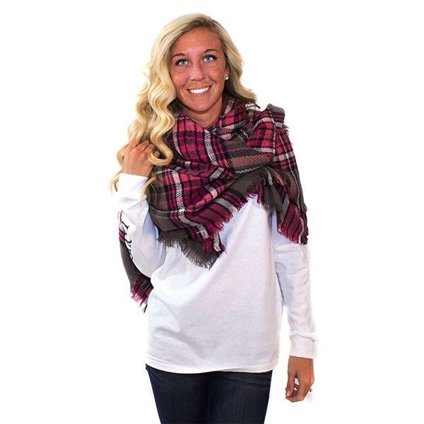 Simply Southern BLANKET-ISABELLA by Simply Southern