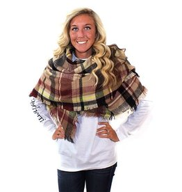 Simply Southern BLANKET-MARIA by Simply Southern