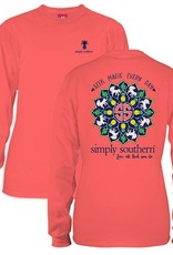 Simply Southern YTH-LS-MAGIC-SUNGLOW-SMALL by Simply Southern