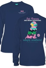 Simply Southern LS-PREPPYOUT-MOONRISE-XL by Simply Southern