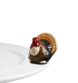 Nora Fleming A47 gobble gobble! (turkey) Minis by Nora Fleming