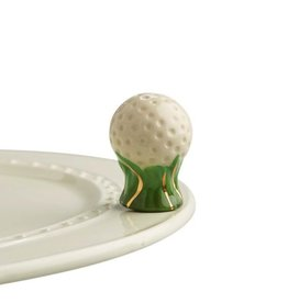 Nora Fleming A57 hole in one (golf ball) Minis by Nora Fleming
