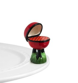 Nora Fleming A63 hot stuff (grill) Minis by Nora Fleming