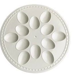 Nora Fleming X6 egg platter by Nora Fleming