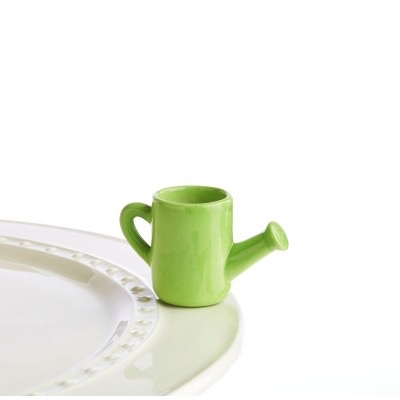Nora Fleming A155 Watering Can Green Minis by Nora Fleming