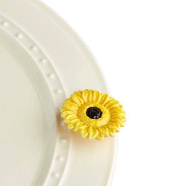 Nora Fleming A183 Sunny daze (sunflower) Minis by Nora Fleming