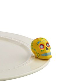 Nora Fleming A187 No bones about it! (sugar skull) Minis by Nora Fleming