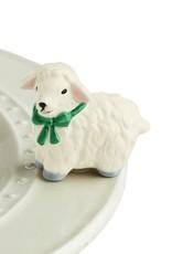 Nora Fleming A195 I love ewe! (lamb) Minis by Nora Fleming