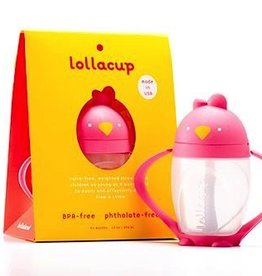 LOLLALAND Lollaland Lollacup - Posh Pink