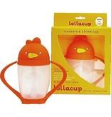 LOLLALAND Lollaland Lollacup- Happy Orange